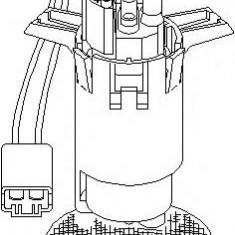 Pompa combustibil MERCEDES-BENZ M-CLASS ML 230 - TOPRAN 401 633