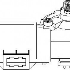 Motor stergator MERCEDES-BENZ limuzina 200 - TOPRAN 400 472 - Motoras stergator