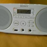 Radio-CD MP3 portabil Sony ZS-PS50 CD Boombox.