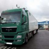 Firmă transport marfă si camion