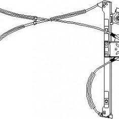 Mecanism actionare geam SEAT AROSA 1.0 - TOPRAN 113 418 - Macara geam
