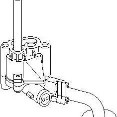 Pompa ulei AUDI 4000 1.6 D - TOPRAN 101 444