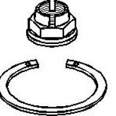 Set rulment roata RENAULT MEGANE II Sport Tourer 1.9 dCi - TOPRAN 700 183 - Rulmenti auto
