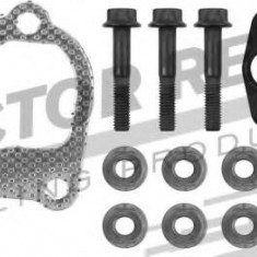 Set montaj, turbocompresor AUDI 90 1.9 TD - REINZ 04-10049-01 - Turbina
