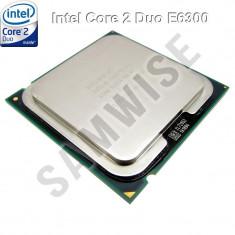 Intel Core 2 Duo E6300 1.86GHz, 775 2MB Cache 1066MHz FSB 64-Bit GARANTIE 2 ANI! - Procesor PC Intel, Numar nuclee: 2, 1.0GHz - 1.9GHz, LGA775