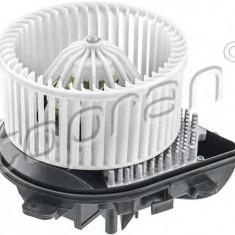 Ventilator, habitaclu PEUGEOT EXPERT platou / sasiu 1.6 - TOPRAN 722 860 - Motor Ventilator Incalzire