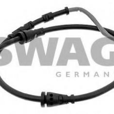 Senzor de avertizare, uzura placute de frana BMW 1 cupe M - SWAG 20 94 4335 - Senzor placute