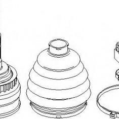 Set articulatie, planetara OPEL ASTRA F hatchback 1.7 TDS - TOPRAN 206 116