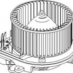 Electromotor, ventilatie interioara PEUGEOT 405 Mk II 1.9 D - TOPRAN 721 545 - Motor Ventilator Incalzire