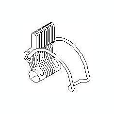 Suport, carcasa filtru aer SEAT CORDOBA limuzina 1.6 i - TOPRAN 111 458