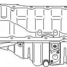 Baie ulei AUDI A4 limuzina 2.0 TFSI - TOPRAN 113 322