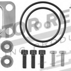 Set montaj, turbocompresor MAN L 2000 8.145 LC, LLC, LLRC, LRC - REINZ 04-10201-01 - Turbina