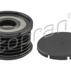 Sistem roata libera, generator BMW 6 630 i - TOPRAN 502 038 - Fulie