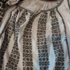 XXX IE/CAMASA POPULARA SI POALE, ZONA ARGES/DAMBOVITA, VECHIME PESTE 50 ANI - Costum popular