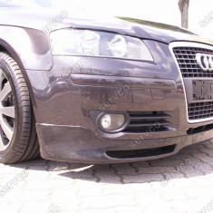 Prelungire spoiler bara fata Audi A3 8P Coupe Votex ver2 - Bara Fata Tuning
