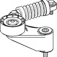 Intinzator curea, curea distributie RENAULT ESPACE Mk III 1.9 dTi - TOPRAN 700 117