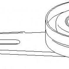 Intinzator curea, curea distributie CITROËN BERLINGO 1.8 i - TOPRAN 722 406 - Intinzator Curea Distributie