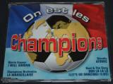 On est les Champions - Campionatul mondial CM Franta 1998 - CD audio original