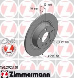 Disc frana MINI MINI COUNTRYMAN Cooper S JCW - ZIMMERMANN 150.2923.20