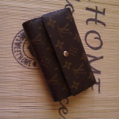 Portofel original Louis Vuitton dama - Portofel Dama Louis Vuitton, Culoare: Maro