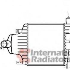 Intercooler, compresor OPEL ASTRA H 2.0 Turbo - VAN WEZEL 37004415 - Intercooler turbo