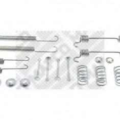 Set accesorii, sabot de frana OPEL ASTRA F combi 1.7 TDS - MAPCO 9163