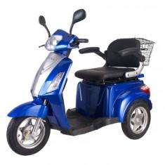 Tricicleta electrica, tip scuter, pentru agrement si/sau dizabili ZT-15 TRILUX