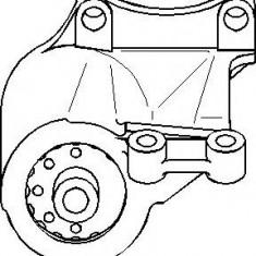 Suport, transmisie manuala VW TRANSPORTER / CARAVELLE Mk IV bus 2.4 D Syncro - TOPRAN 110 316 - Tampon cutie viteze