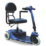 Tricicleta electrica (fotoliu rulant) dizabili sup varstnici ZT-17 -3 CADY 3.0 - Scuter