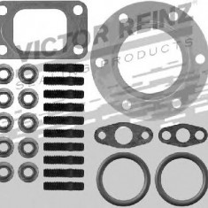 Set montaj, turbocompresor MERCEDES-BENZ ACTROS 1848, 1848 L - REINZ 04-10098-01 - Turbina