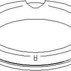 Rulment sarcina amortizor AUDI 100 limuzina 2.4 D - TOPRAN 103 744 - Rulment amortizor