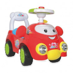 Masinuta de impins copii Baby Mix URZ313 Red - Vehicul
