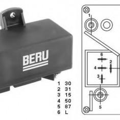 Unitate de control, bujii incandescente RENAULT 20 2.1 Diesel - BERU GR059 - ECU auto