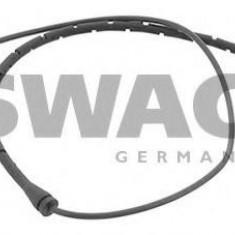 Senzor de avertizare, uzura placute de frana BMW 3 limuzina 316 i - SWAG 99 90 6860 - Senzor placute