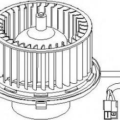 Electromotor, ventilatie interioara AUDI A4 limuzina 1.6 - TOPRAN 110 701 - Motor Ventilator Incalzire