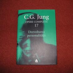 Carl Jung - Opere complete. Vol.7 - Dezvoltarea personalitatii - Carte Psihologie