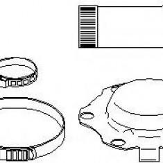 Ansamblu burduf, articulatie planetara AUDI A3 1.8 - TOPRAN 110 968 - Burduf auto