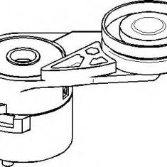 Intinzator curea, curea distributie AUDI A6 limuzina 2.8 - TOPRAN 109 803 - Intinzator Curea Distributie