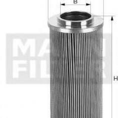 Filtru, sistem hidraulic primar - MANN-FILTER HD 938/1