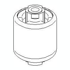 Suport, ax FORD FIESTA Mk IV 1.3 i - TOPRAN 302 320