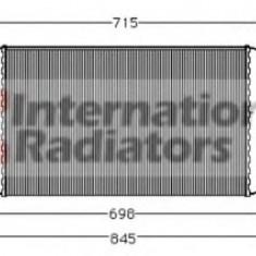 Intercooler, compresor PEUGEOT 605 limuzina 2.1 Turbo Diesel - VAN WEZEL 09004126 - Intercooler turbo