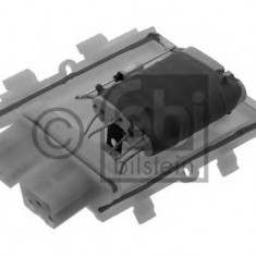 Rezistor, ventilator habitaclu VW PASSAT 1.6 - FEBI BILSTEIN 19776 - Motor Ventilator Incalzire