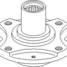 Butuc roata OPEL MERIVA 1.4 16V Twinport LPG - TOPRAN 206 339
