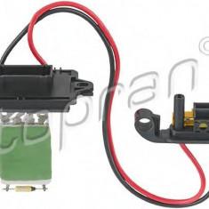 Rezistor, ventilator habitaclu RENAULT MEGANE II Sport Tourer 1.9 dCi - TOPRAN 701 060 - Motor Ventilator Incalzire