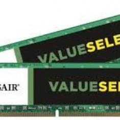 KIT Memorie RAM Corsair Value 8GB DDR3 1333MHz CL9 Dual Channel CMV8GX3M2A1333C9