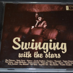 Swinging with the stars - CD audio original muzica anii 50-60 - Muzica Rock & Roll Altele