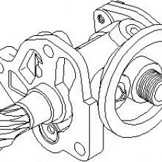 Pompa ulei FORD ESCORT Mk V 1.3 - TOPRAN 301 520