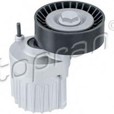 Intinzator curea, curea distributie AUDI A4 1.9 TDI - TOPRAN 110 096 - Intinzator Curea Distributie