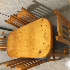 Masa de bucatarie +scaune - Masa bucatarie