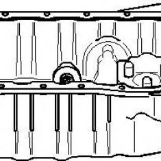 Baie ulei AUDI A3 1.8 - TOPRAN 110 913
